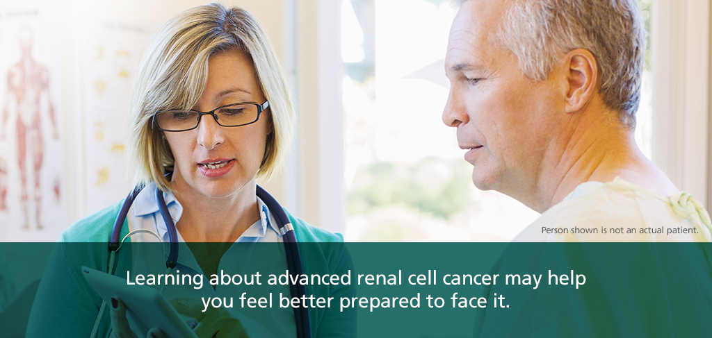 Learning about advanced renal cell cancer may help you feel better prepared to face it